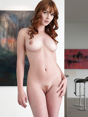 FemJoy  Maria C  Erotic, Softcore, Model, Amazing, Real, Natural, Red Heads, Beautiful, Cute, Dolls